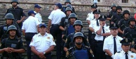 Corporación policiaca de la capital sin problemas en Control y Confianza