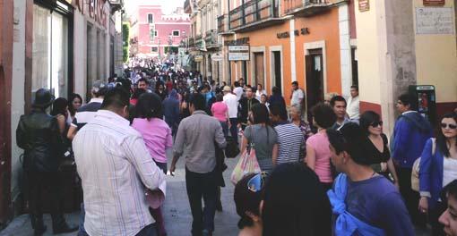 Guanajuato sin el apoyo de las Fuerzas de Seguridad Pública del Estado en el último fin de semana del FIC