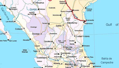 Asaltos y extorsión los delitos más frecuentes que padecen empresarios leoneses en el norte del país