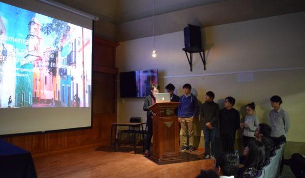 Fortalecen esquemas de colaboración académica UG y la Universidad de Chiba