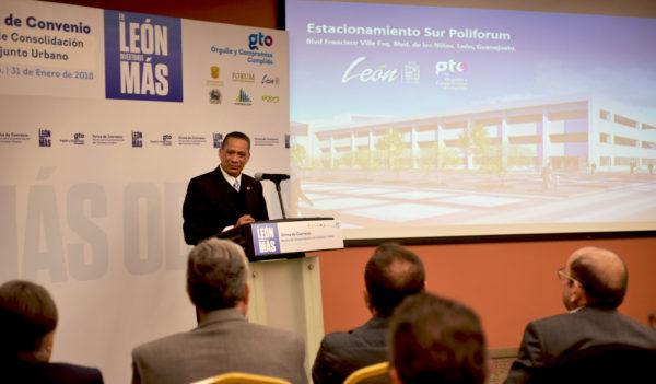 UG se suma a proyecto para consolidar conjunto urbano en el polígono de León