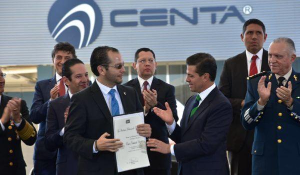 Recibe investigador UG Premio de Investigación Académica Mexicana 2016-2017