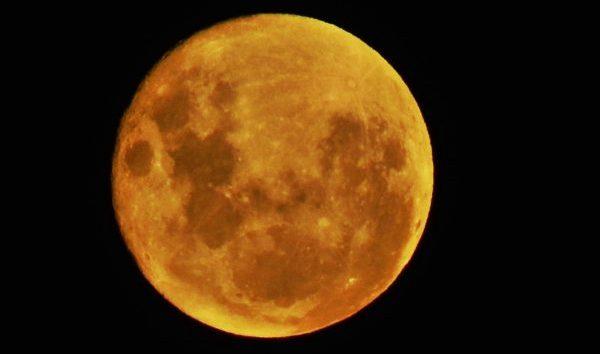"""Habrá """"luna roja"""" el 31 de enero"""