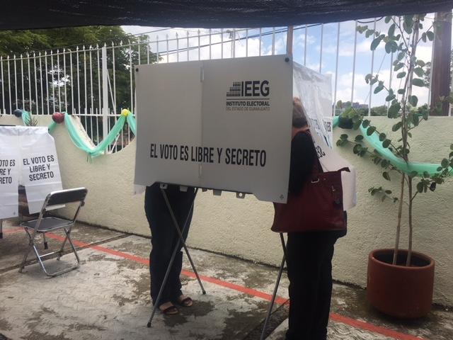 Reforma electoral es una realidad para Guanajuato