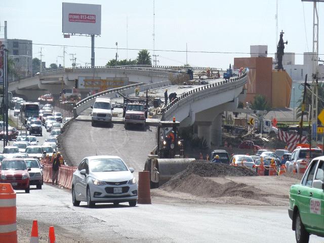 Este año arranca 2da etapa del puente glorieta Santa Fe; también conexión Cervera