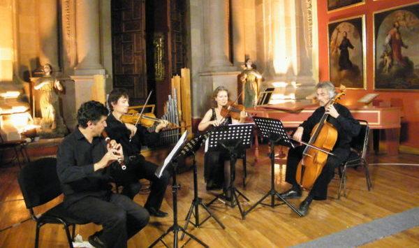 Participa Capella Guanajuatensis en el programa de música barroca