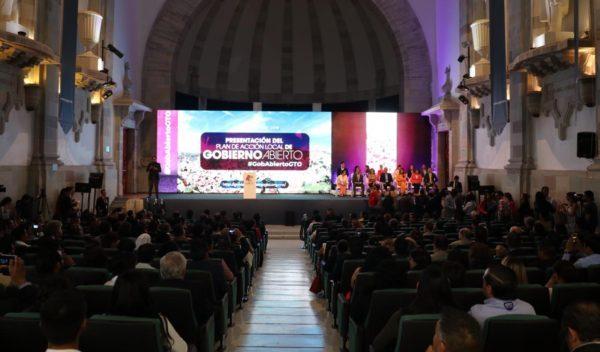 UG suma a estrategias a programa de gobierno abierto en Guanajuato