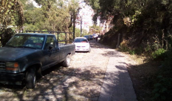 Bajada del Tecolote: destrucción incontenible