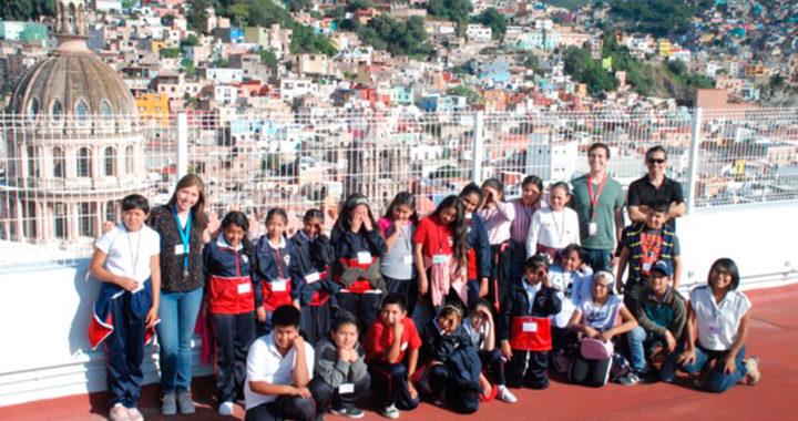 UG y CIMAT trabajan juntos enseñanza inclusiva