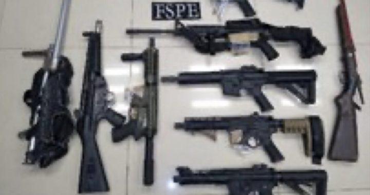 Aseguran y detienen a célula armada de un grupo delictivo en Irapuato