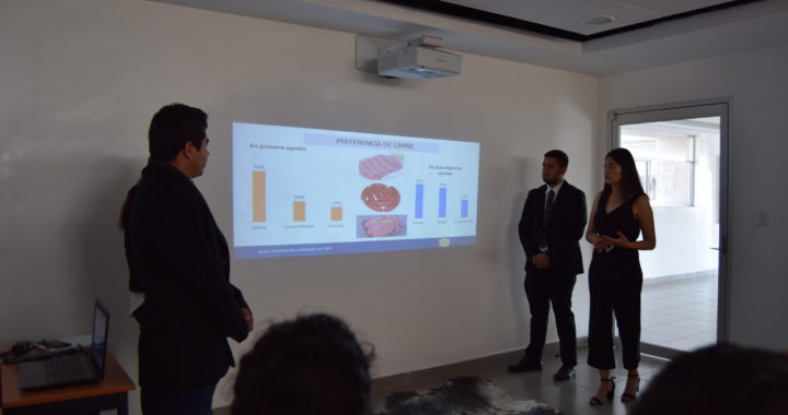 UG destaca en emprendeduría