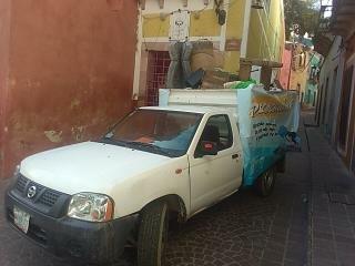 Llevan servicios de descacharrización a Lomas de Marfil II
