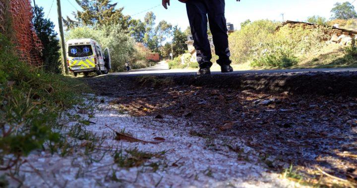 Autoridades locales se mantienen alertas por bajas temperaturas