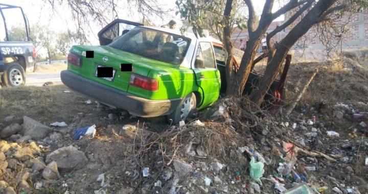Detienen en Guanajuato a un   hombre por robo de taxi en Silao