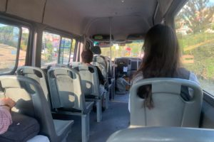 Habrá restricciones en el transporte público; cero gente parada