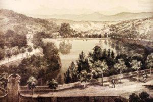 Los orígenes de la presa de la Olla y su paseo