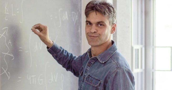 Enrico Ramírez, a la Academia de las Artes y las Ciencias de EU*