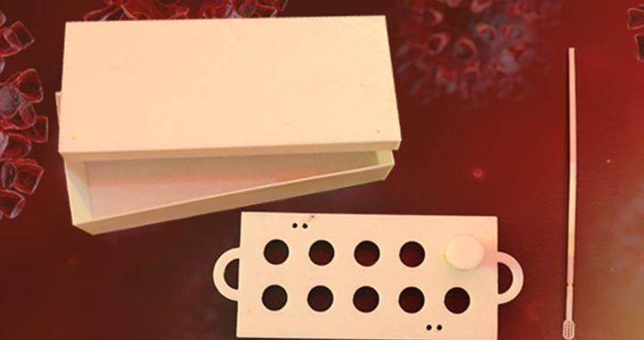 Desarrollan prototipo de hisopo para prueba de la Covid-19*