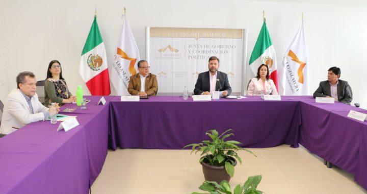 Aprueba Congreso Ley en Materia de Desaparición Forzada y  Ley de Víctimas para el Estado