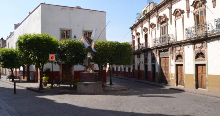 Guanajuato: insana distancia