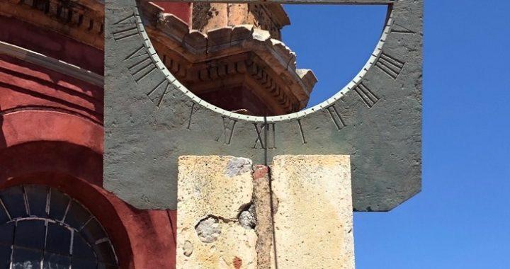 Los relojes públicos de la ciudad de Guanajuato