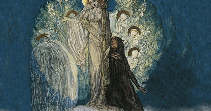 Se cumplen 755 años del nacimiento de Dante Alighieri*