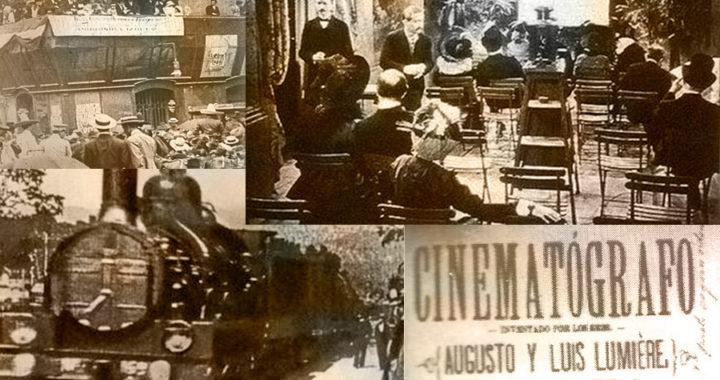 Hace 124 años llegó el cine a México*