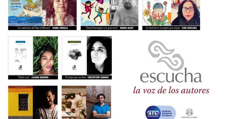 IEC comparte trabajo editorial en «Escucha»