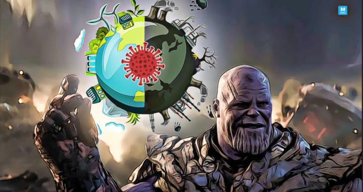 Darwin y Thanos contra la resilencia #Covid19