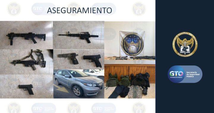 Fiscalía dice esclarecer ataque de anexo en Irapuato; no muestra a los detenidos