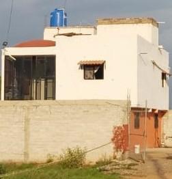 Disparan a fachada de una casa en Santa Teresa